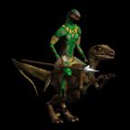 Lizard Rider