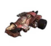 Vehicule raiders