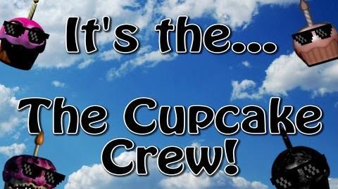 I'm a cupcake!