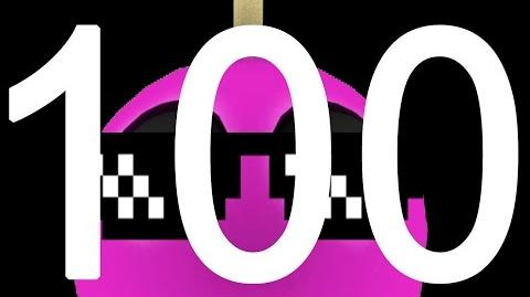 CUPCAKE PLAYS FNAF 2 Cupcake Challenge 100th Fazbear Let's Play!