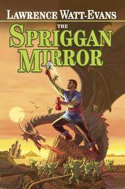The Spriggan Mirror (Novel) 1