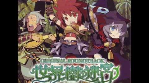 Etrian Odyssey - Music Throne of Creation