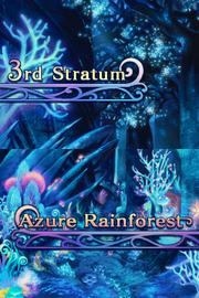 Azure rainforest