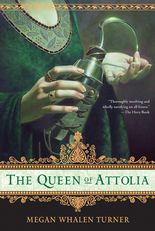 The Queen of Attolia (novel)