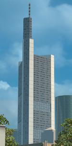 Frankfurt Commerzbank Tower