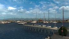 La Rochelle marina view 2