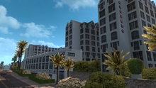Los Angeles Loews Santa Monica Beach Hotel