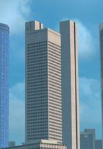 Frankfurt Silberturm