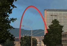 Torino Olympic Arch