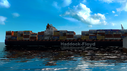 San Francisco Container Ship