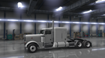Peterbilt 389 Chassis Long Midlift