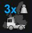 ETS2 Achievement Keep Calm And Haul Heavy