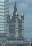 Köln Great St. Martin Church