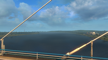 Seine Pont de Normandie