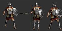 Argyraspides (Hellenic Elite Phalanx)