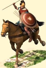EB2 Late Hellenistic Medium Cavalry