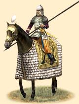 EB1 Saur Sarmatian Bodyguard Cavalry