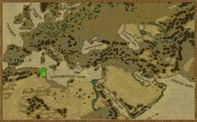 Carthaginian Citizen Cavalry AOR