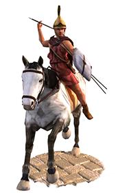 EB2 Late Hellenic Skirmisher Cavalry