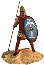 EB2 Persian Heavy Spearmen