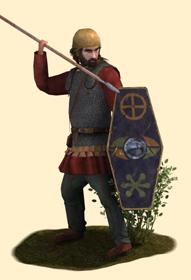 EB2 Late Germanic Heavy Infantry