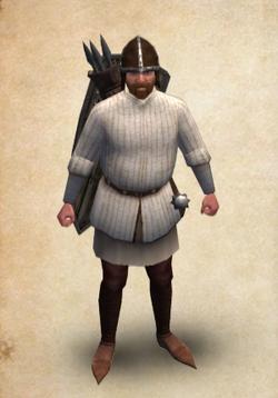 Castillian Javelinman