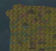 Leon ingame map