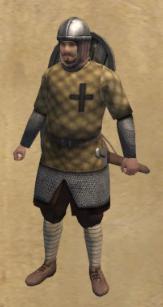 Swabian Swordsman