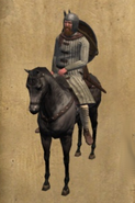 Castillian Veteran Jinete mounted