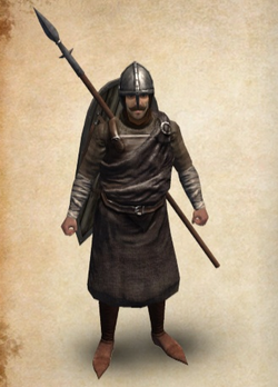 Castillian Spearman rural