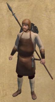 Saxon Serf