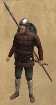 Bavarian Veteran Footman