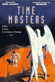 The Time Masters Poster