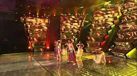 Séverine Ferrer - La Coco-dance (Monaco) 2006 Semi-Final