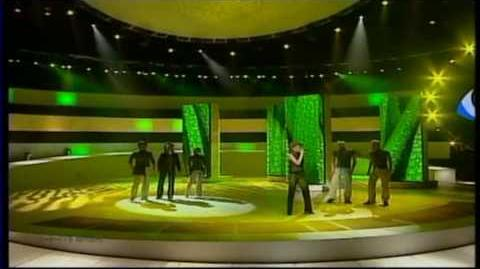 Eurovision 2000 04 Estonia *Ines* *Once In A Lifetime* 16 9 HQ