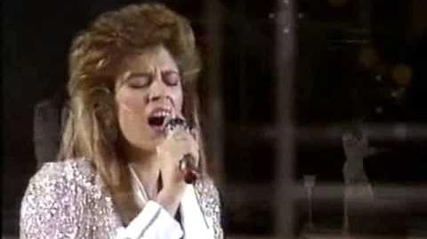 Eurovision 1985 Portugal - Adelaide - Penso em ti, eu sei