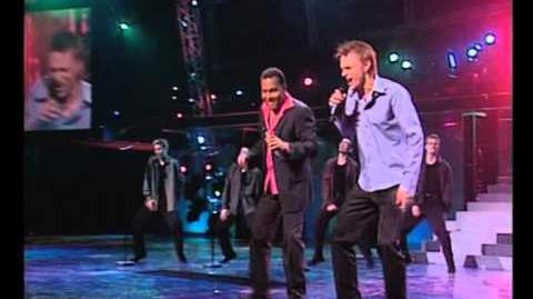 Eurovision 2001 - Estonia - Tanel Padar & Dave Benton - Everybody - HQ STEREO SUBTITLED