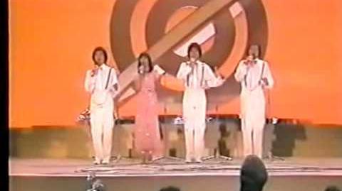 Eurovision 1979 Israel - Gali Atari & Milk & Honey - Hallelujah