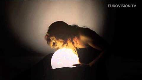 Valentina Monetta - Crisalide (San Marino) 2013 Eurovision Song Contest Official Video