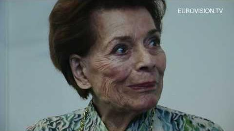 Interview with Lys Assia (first Eurovision Song Contest winner)