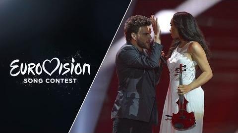 Uzari&Maimuna - Time (Belarus) - LIVE at Eurovision 2015 Semi-Final 1