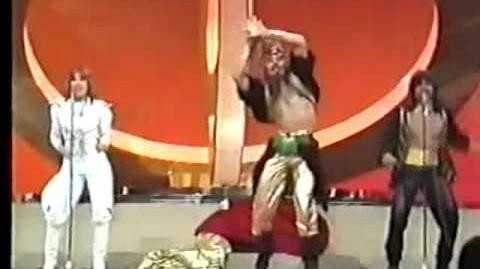 Eurovision 1979 Germany - Dschinghis Khan - Dschinghis Khan