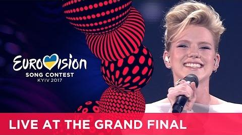 Levina - Perfect Life (Germany) LIVE at the Grand Final of the 2017 Eurovision Song Contest