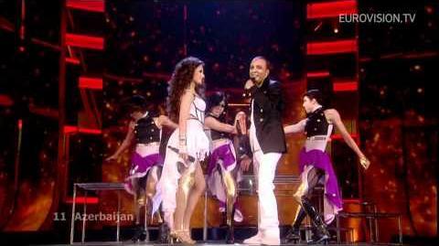 Aysel and Arash - Always (Azerbaijan) 2009 Eurovision Song Contest