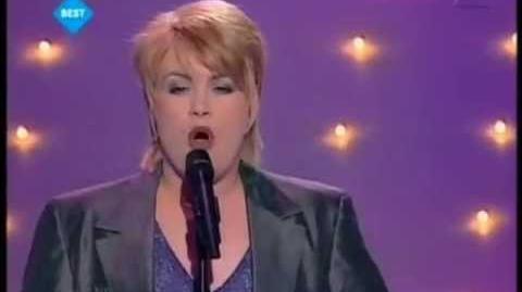 Eurovision 1998 - Ireland - Dawn Martin - Is always over now