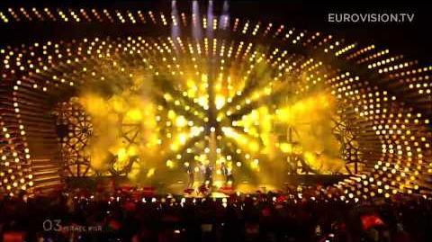 Nadav Guedj - Golden Boy (Israel) - LIVE at Eurovision 2015 Grand Final