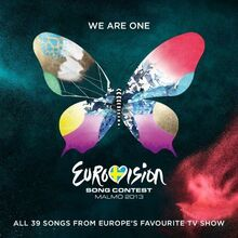 Eurovision-Song-Contest-Malmo-2013-CD2-cover