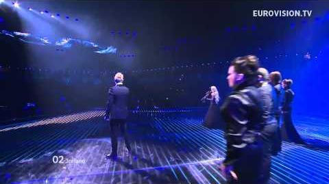 Greta Salóme & Jónsi - Never Forget - Live - 2012 Eurovision Song Contest Semi Final 1