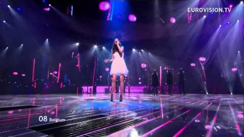 Iris - Would you? - Live - 2012 Eurovision Song Contest Semi Final 1