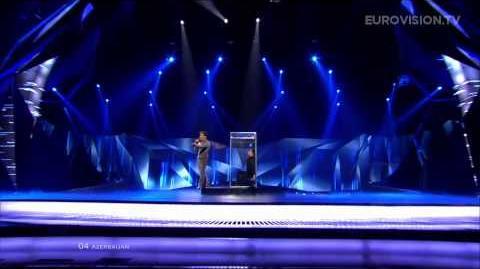 Farid Mammadov - Hold Me (Azerbaijan) - LIVE - 2013 Semi-Final (2)